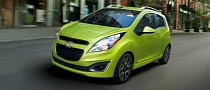 Next-Gen Chevrolet Spark Set for 2015