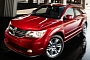 Next-Gen Dodge Journey to Arrive in 2016