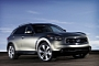 Next-Gen Infiniti FX to Get More Interior Space