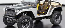 Next-Gen Jeep Wrangler Details Revealed by Chrysler Job Description