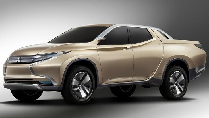 Next Gen Mitsubishi L200 Pickup Truck Could Spawn A Fiat Version