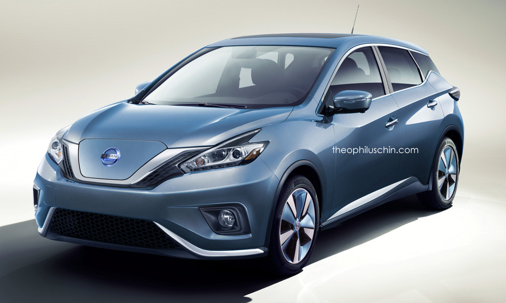 Nobody Believes In Evolution >> Next-Gen Nissan Leaf Rendered with Murano and Pulsar Elements - autoevolution