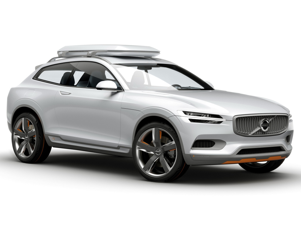Next gen volvo v40 to spawn xc40 crossover and phev autoevolution