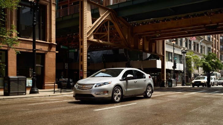 Next-Generation Chevrolet Volt to Get 20% Range Increase