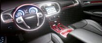 Next Generation Chrysler 300 Interior Official Photo