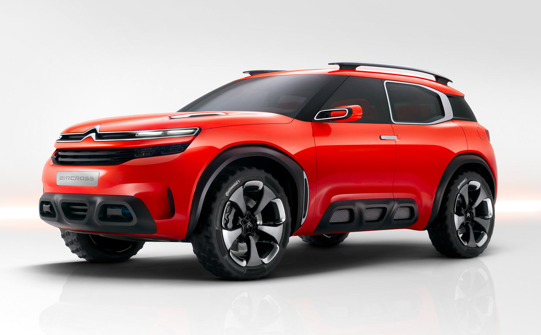 Citroen S Next And Models Might Be Turned Into Suvs
