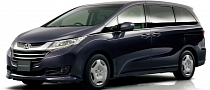 Next-Generation Honda Odyssey Previewed [Photo Gallery]