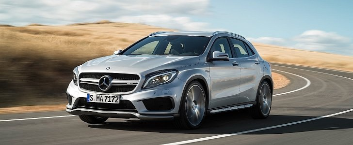 Next-Generation Mercedes-Benz GLA Expected To Receive Pronounced Coupe Styling