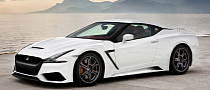 Next-Generation Nissan GT-R Rendered