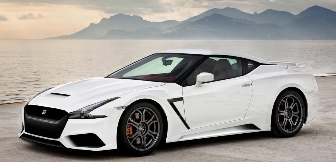 Next Generation Nissan Gt R Rendered Autoevolution