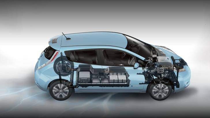 4 Photos. New Nissan Leaf ...