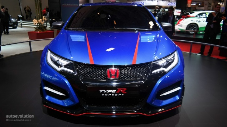 next honda civic type r coming to the us in 2016   autoevolution