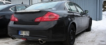 Next Infiniti G-Series to Be Based on Mercedes C-Class