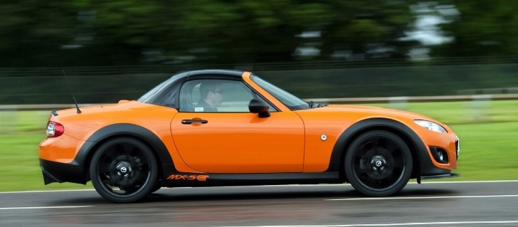 Next Mazda MX-5 Miata to Follow MINI Customization Model