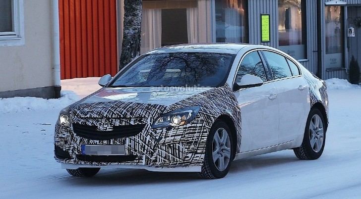 Next Opel Insignia to Be Related to Cadillac XTS