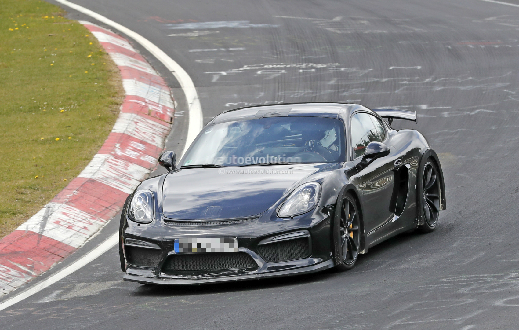 New 718 GT4 To Stick With Six-Cylinder Engine