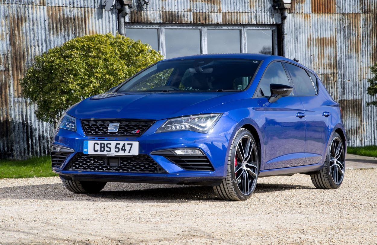 Next SEAT Leon to Debut VW's New Infotainment, Will Get ...
