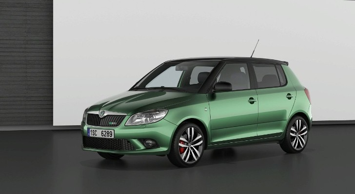 Next Skoda Fabia Not Getting a vRS Model