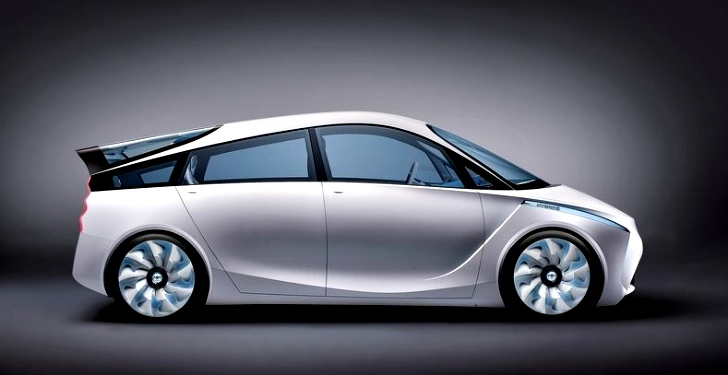 next toyota prius will be much more efficient and have e 4wd system autoevolution. Black Bedroom Furniture Sets. Home Design Ideas