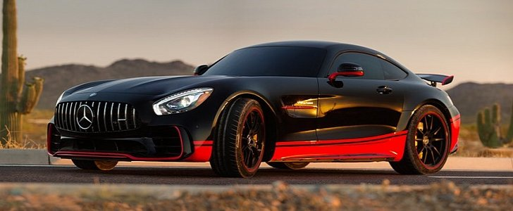 Next Transformers Movie Will Feature The Mercedes Amg Gt R