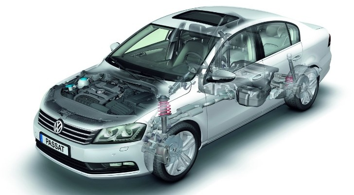 Next Volkswagen Passat Coming in 2014 with New Bi-Turbo TDI Engine