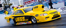 NHRA Goes Green - Used Racing Oil to Be Recycled as Street Oil