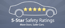NHTSA Announces New 5-Star Safety Rating System