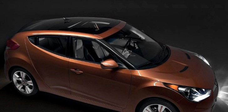 NHTSA Issues Recall for Hyundai Veloster for Spontaneously Exploding Sunroof and Parking Brake