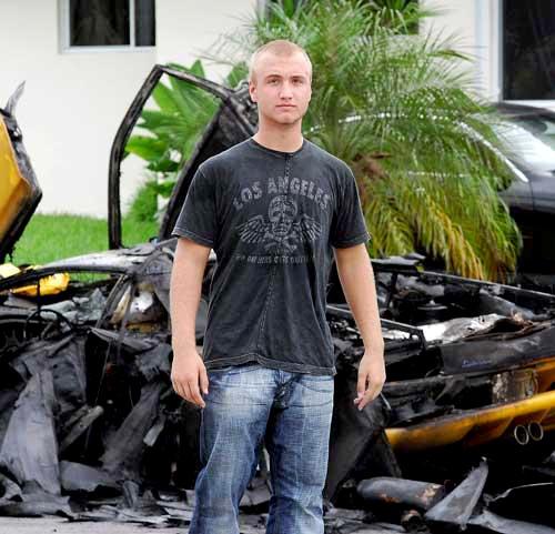 Nick Hogan Car Crash Death
