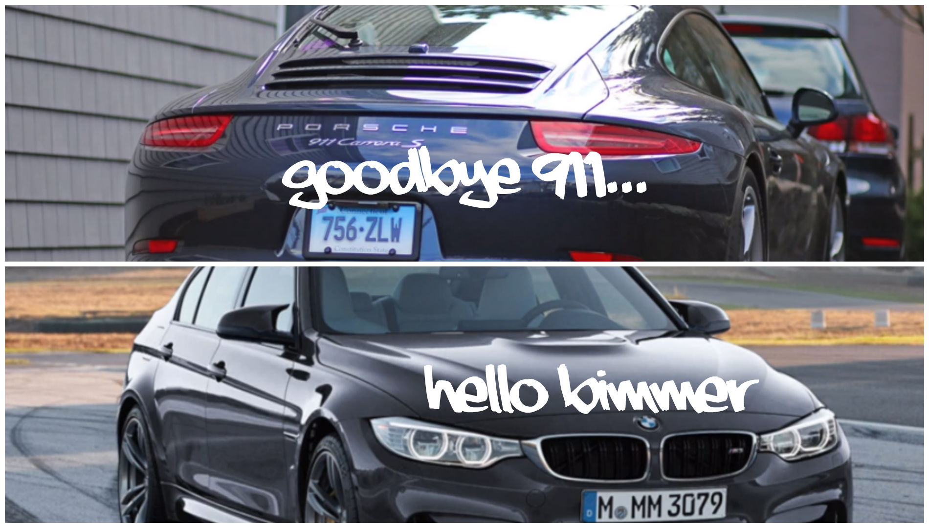 Bmw Of Murray >> Nick Murray Orders A Bmw M3 Decides To Take A Break From 911s