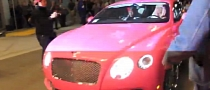 Nicki Minaj Buys Pink Bentley Continental GT [Video]