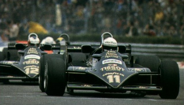 Nigel Mansell Backs Lotus Renault F1 Project Autoevolution