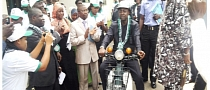 Nigeria Manufactures the First Motorcycle