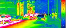 Night Vision for Drivers: Uncooled Infrared Cameras