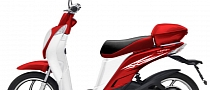 Nimoto City 350, Electric Scooters as Cheap as They Get [Photo Gallery]