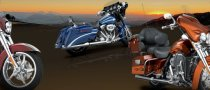 Nine New Harley-Davidson Models for 2010