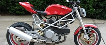 Ninester, a Mean, Customized Ducati Fighter