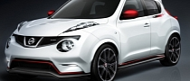 Nismo and Nismo RS Versions of Juke, Leaf, 370Z and GT-R Coming