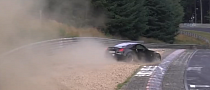 Nissan 350Z Crashes at Nurburgring Tourist Track Day [Video]