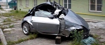 Nissan 350Z Hatchback Created by Accident
