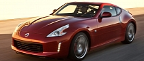 Nissan 370Z Facelift Landing in UK in November