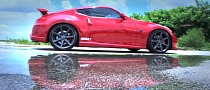Nissan 370Z NISMO on 20-inch Vossen Wheels [Video]