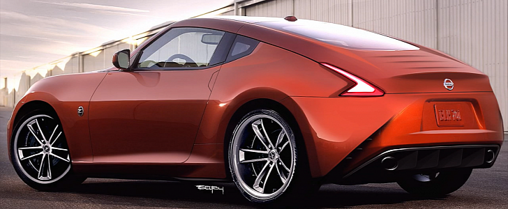 Nissan 370Z Redesigned to Look Modern, 2021 400ZX Rumors ...