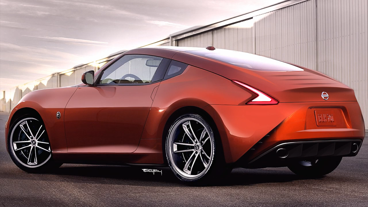 2021 Nissan Z Turbo Nismo Exterior and Interior