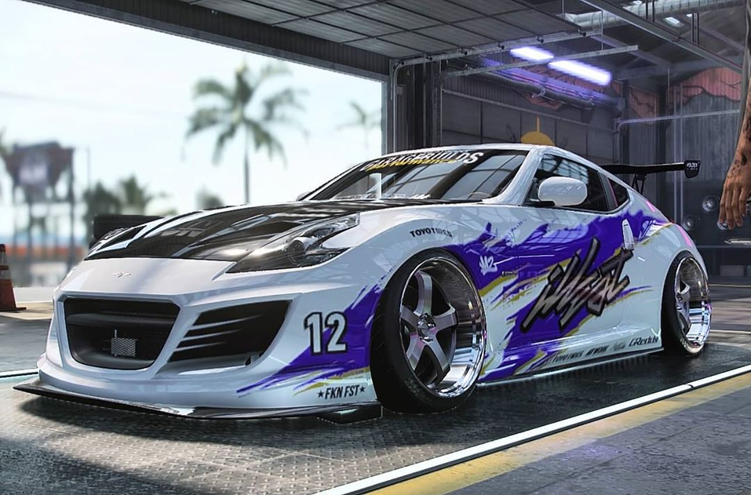 """Nissan 370Z """"StreetGlow Series"""" Is the Car You Can Drive ..."""