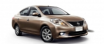 Nissan Almera - Australian Pricing Announced