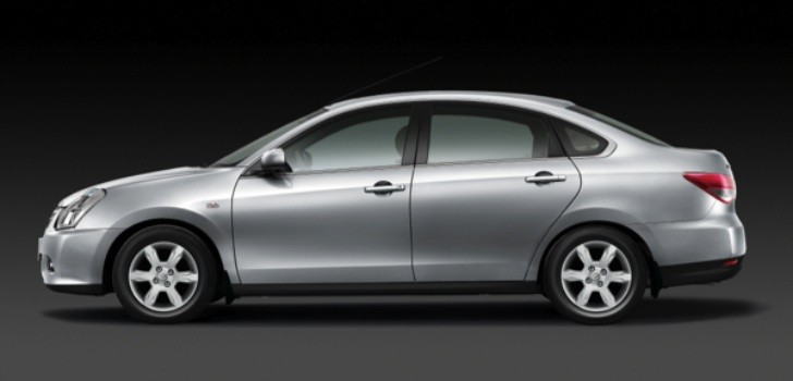 Nissan Almera to Be Produced in Russia
