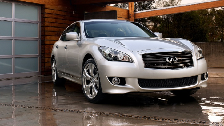 Nissan and Infiniti Models Recalled for Loss of Engine Oil