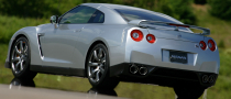 Nissan Announced the 2009 GT-R