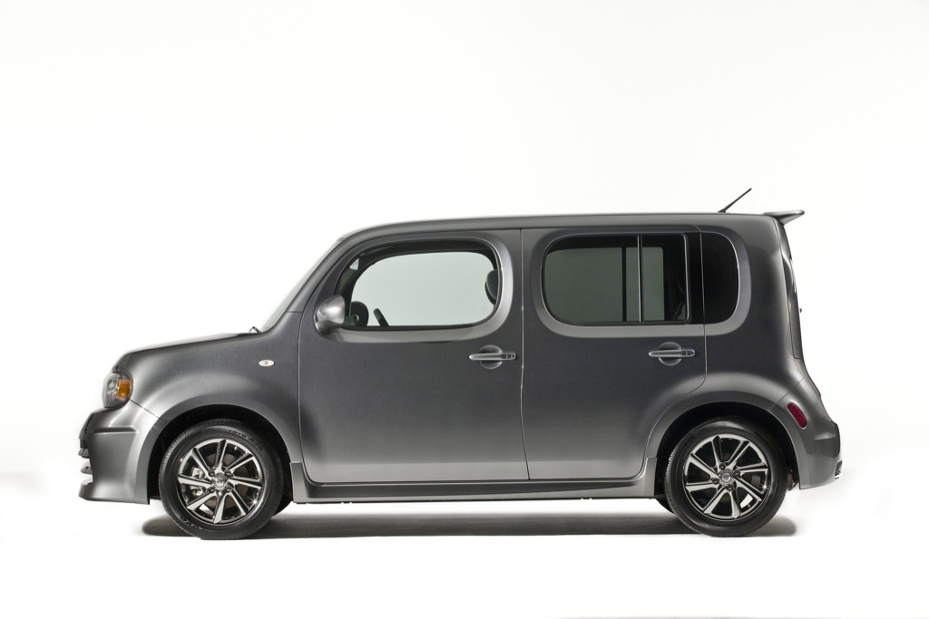 nissan announces 2009 cube pricing debuts krom autoevolution. Black Bedroom Furniture Sets. Home Design Ideas